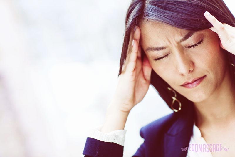 Точечный массаж от головной боли: моментальная помощь 12-5