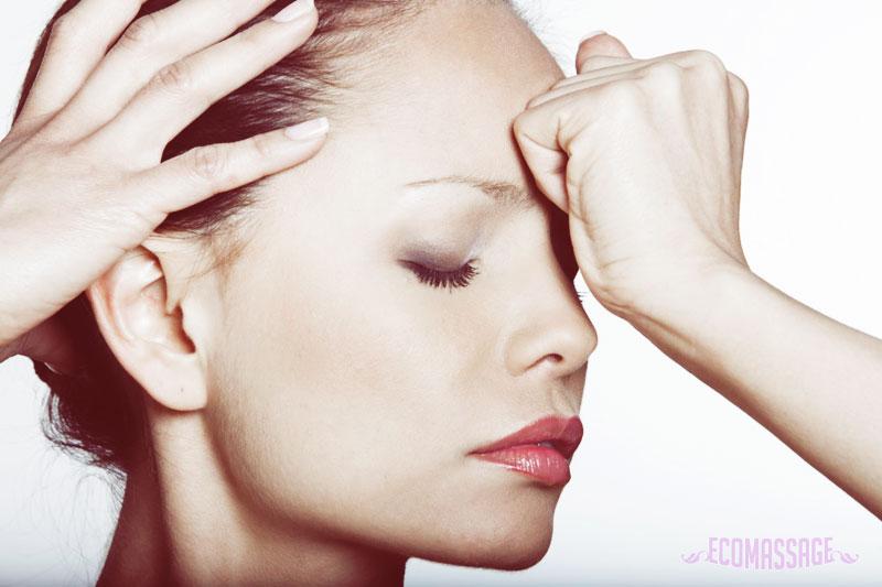 Точечный массаж от головной боли: моментальная помощь 12-7