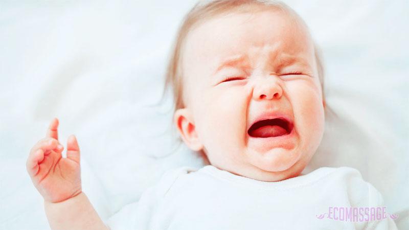 Массаж от коликов у новорожденных детей 13-2