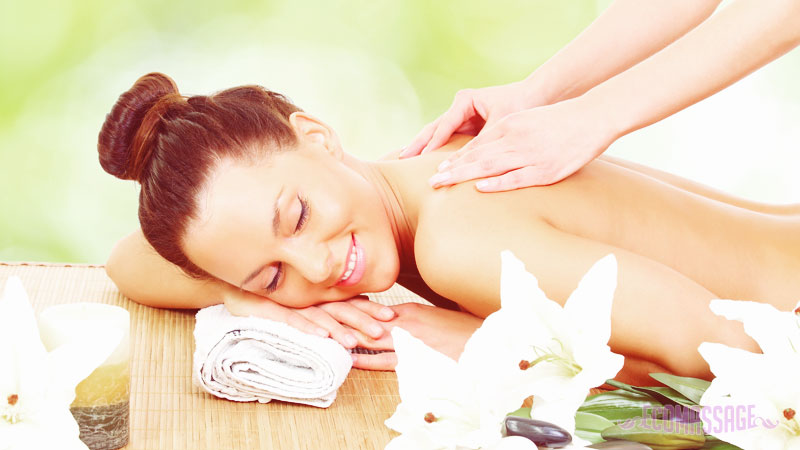 Как делать расслабляющий массаж: техники общего массажа 16-3