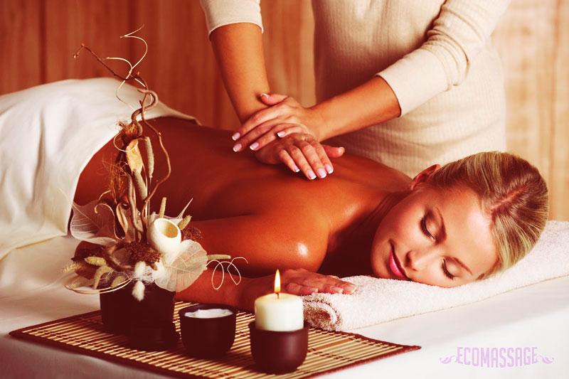 Как делать расслабляющий массаж: техники общего массажа 16-5