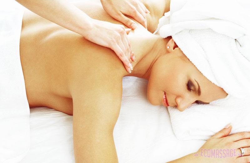 Как делать расслабляющий массаж спины 17-2