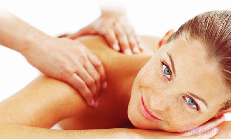 Как делать расслабляющий массаж спины 17-3