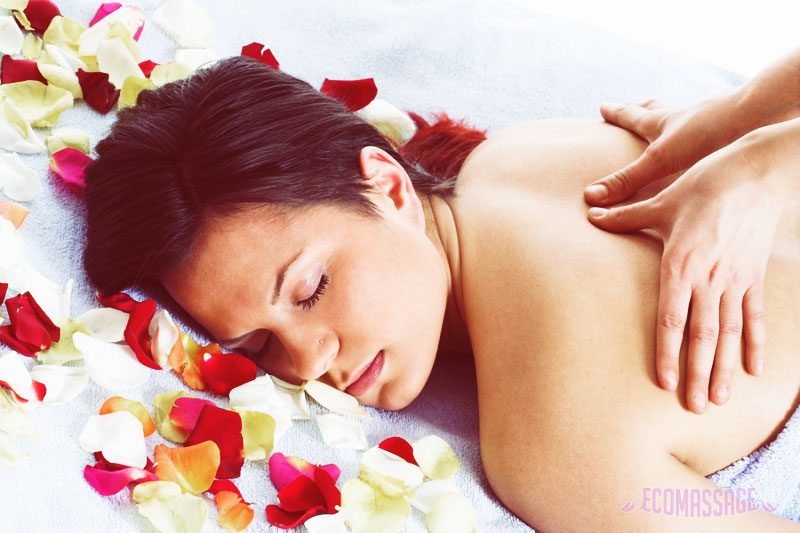 Как делать расслабляющий массаж спины 17-4