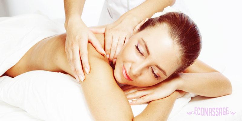 Как делать расслабляющий массаж спины 17-6