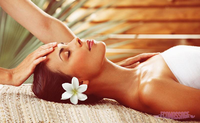 Расслабляющий массаж головы, шеи и плеч 20-4