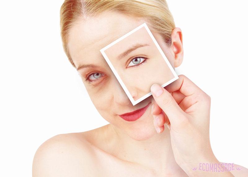 Массаж от морщин вокруг глаз в домашних условиях 8-5