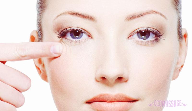 Массаж от морщин вокруг глаз в домашних условиях 8-6