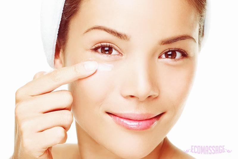 Массаж от морщин вокруг глаз в домашних условиях 8-7