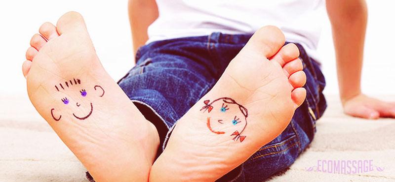Массаж при плосковальгусной стопе у детей 9-2