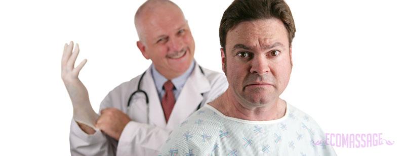 Массаж предстательной железы мужчинам и чем он полезен 1-3