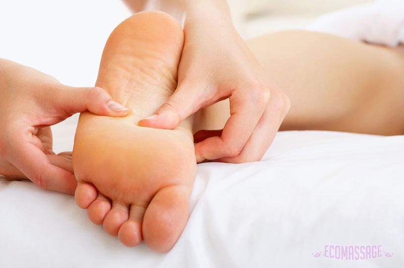 Массаж стопы ног самому себе: нюансы выполнения 17-2