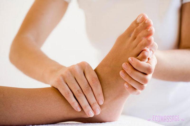 Массаж стопы ног самому себе: нюансы выполнения 17-3