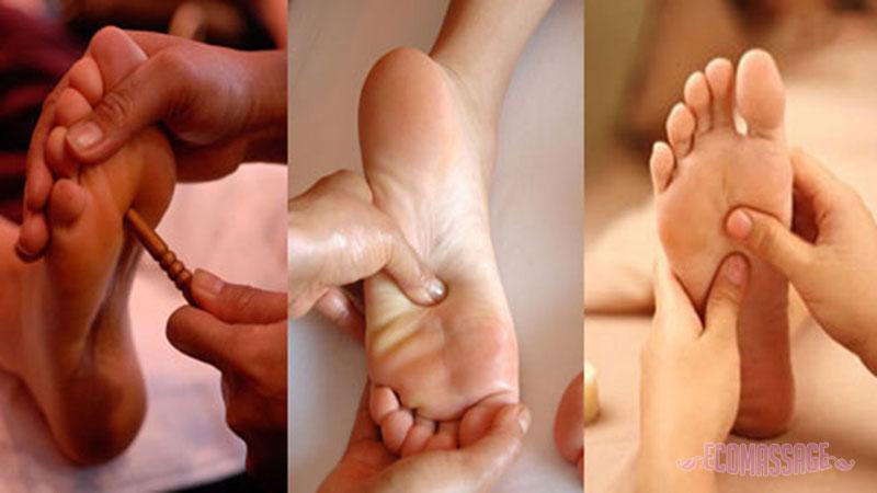 Массаж стопы ног самому себе: нюансы выполнения 17-4
