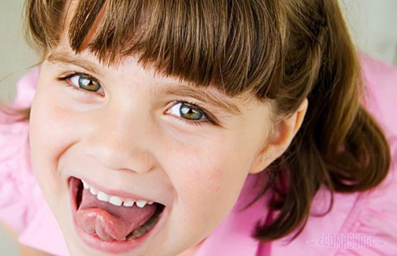 Логопедический массаж для детей в домашних условиях: воздействие на 4 зоны 20-4
