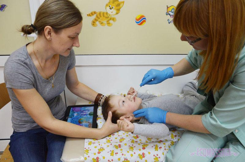 Логопедический массаж для детей в домашних условиях: воздействие на 4 зоны 20-5