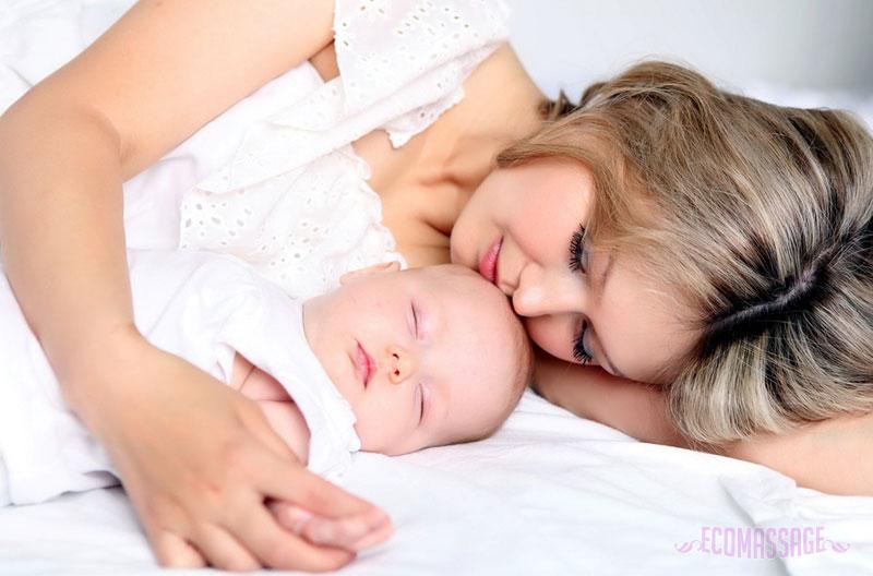 Массаж для новорожденных в 1-3 месяца: 3 техники выполнения 6-3
