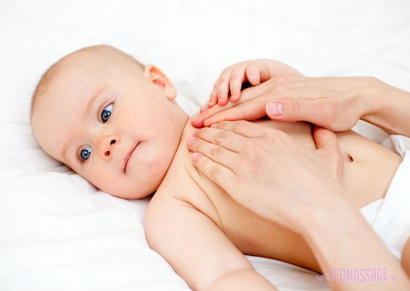 Массаж для новорожденных в 1-3 месяца: 3 техники выполнения 6-5
