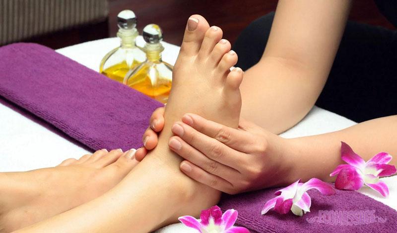 Как правильно делать массаж ступней ног для лечения и расслабления? 28-5
