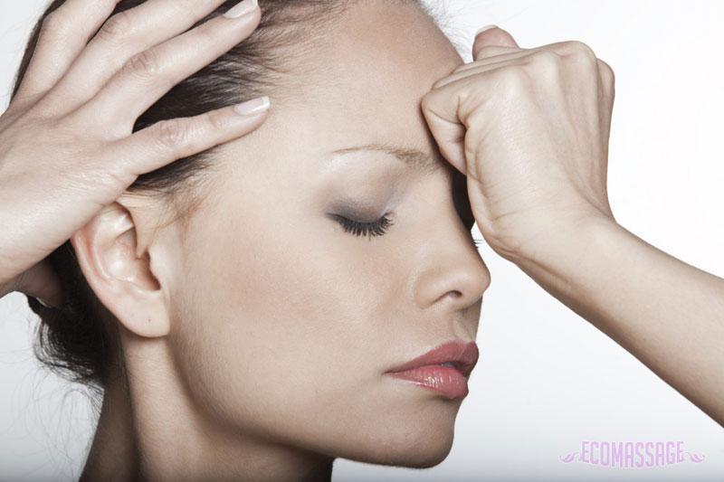 Массаж головы при головной боли: точки и техники 37-2